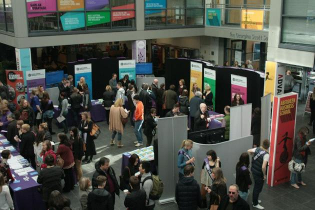 Applicants' Day at RGU
