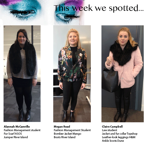 Style Spotter: this week we spotted...