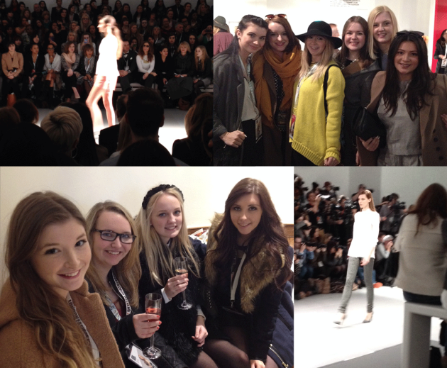London Fashion Weekend 2014