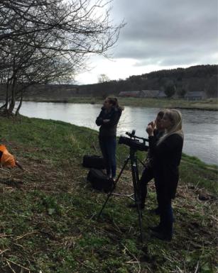 gas shoot filming